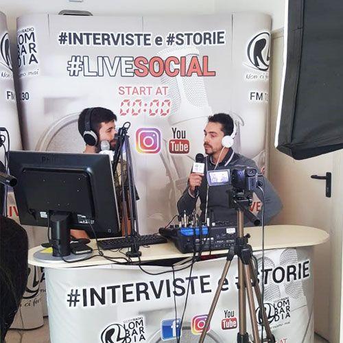 LiveSocial Intervista a Daniele Veronesi