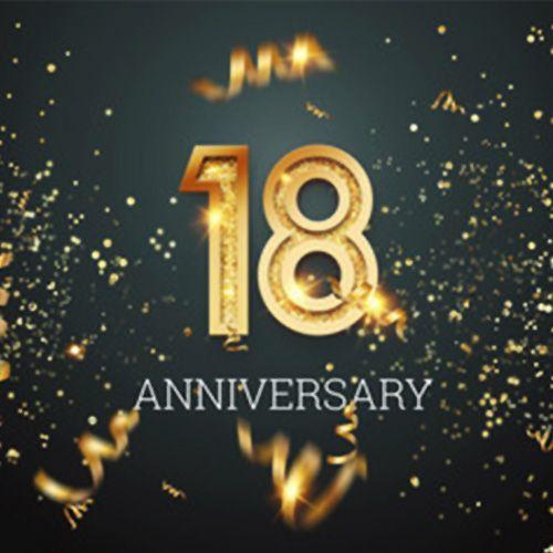 18 anni di Creative Studio