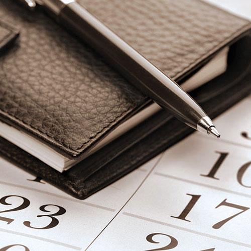 Prenotazione appuntamenti: Calendario Online