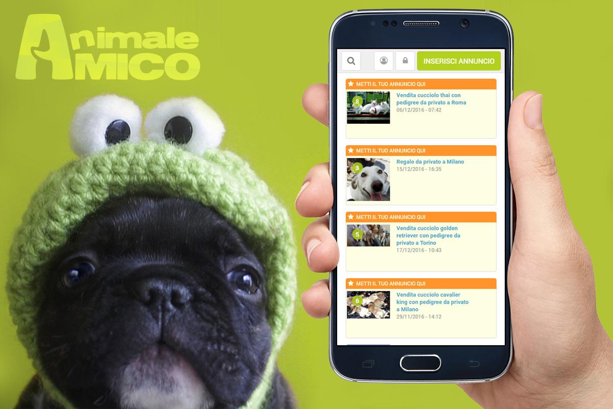 AnimaleAmico il portale di annunci animali