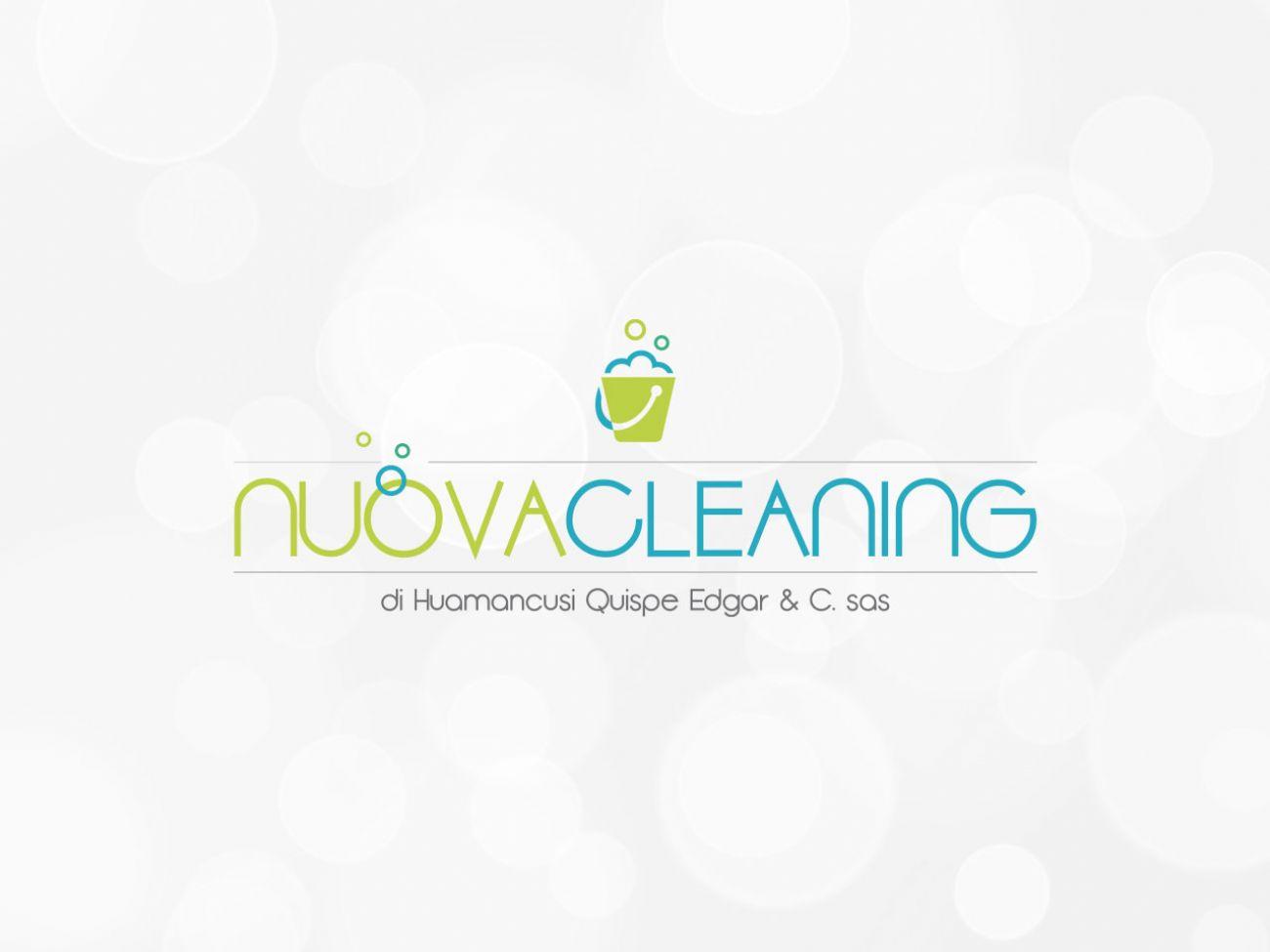 Logo impresa di pulizie