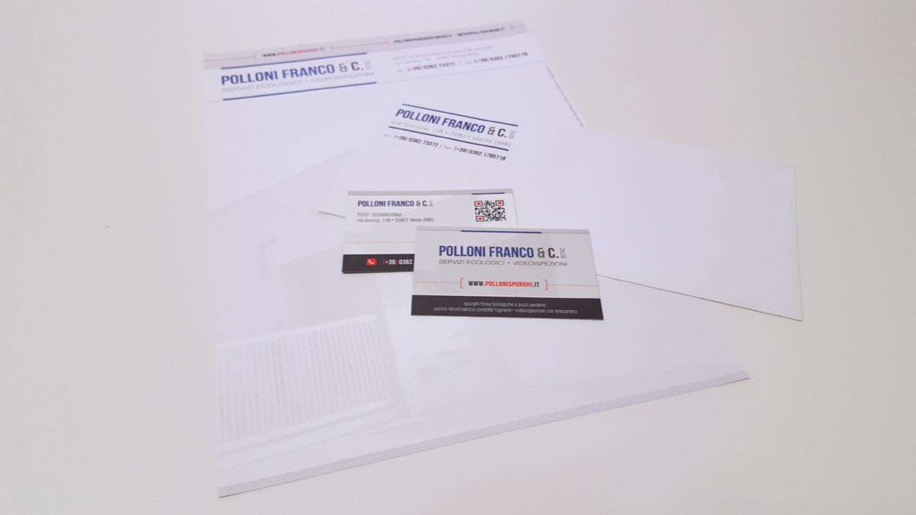 Corporate identity Polloni Spurghi