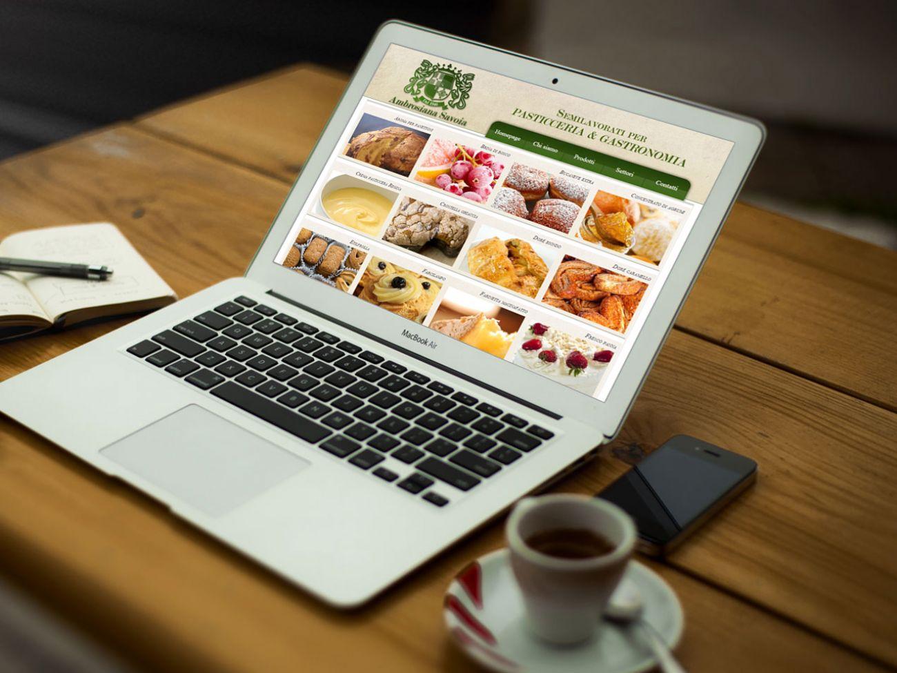 Realizzazione sito aziendale