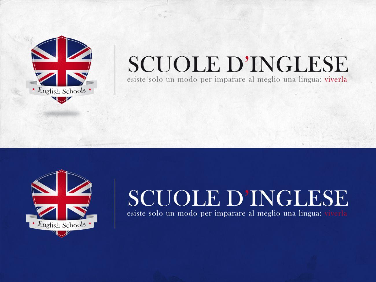 Logo scuole d'inglese
