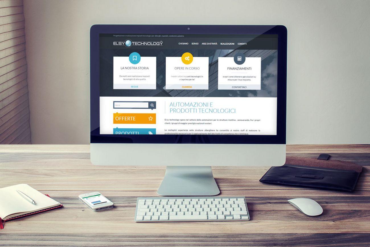 Catalogo online responsive design