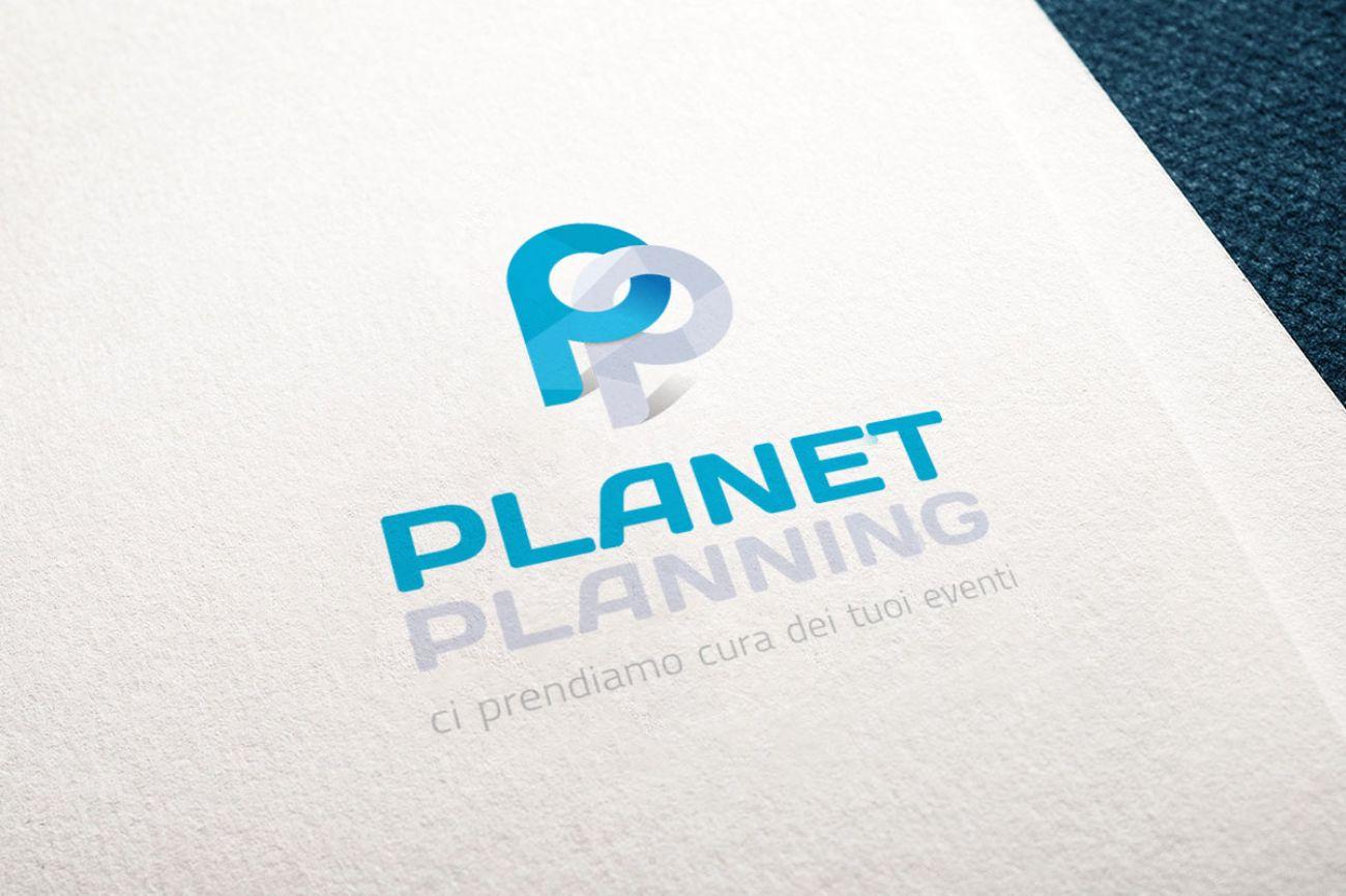 Logo per agenzia eventi