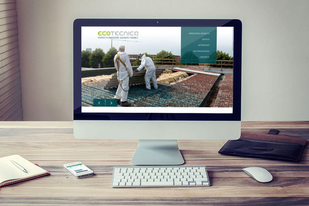 Sito web rimozione amianto