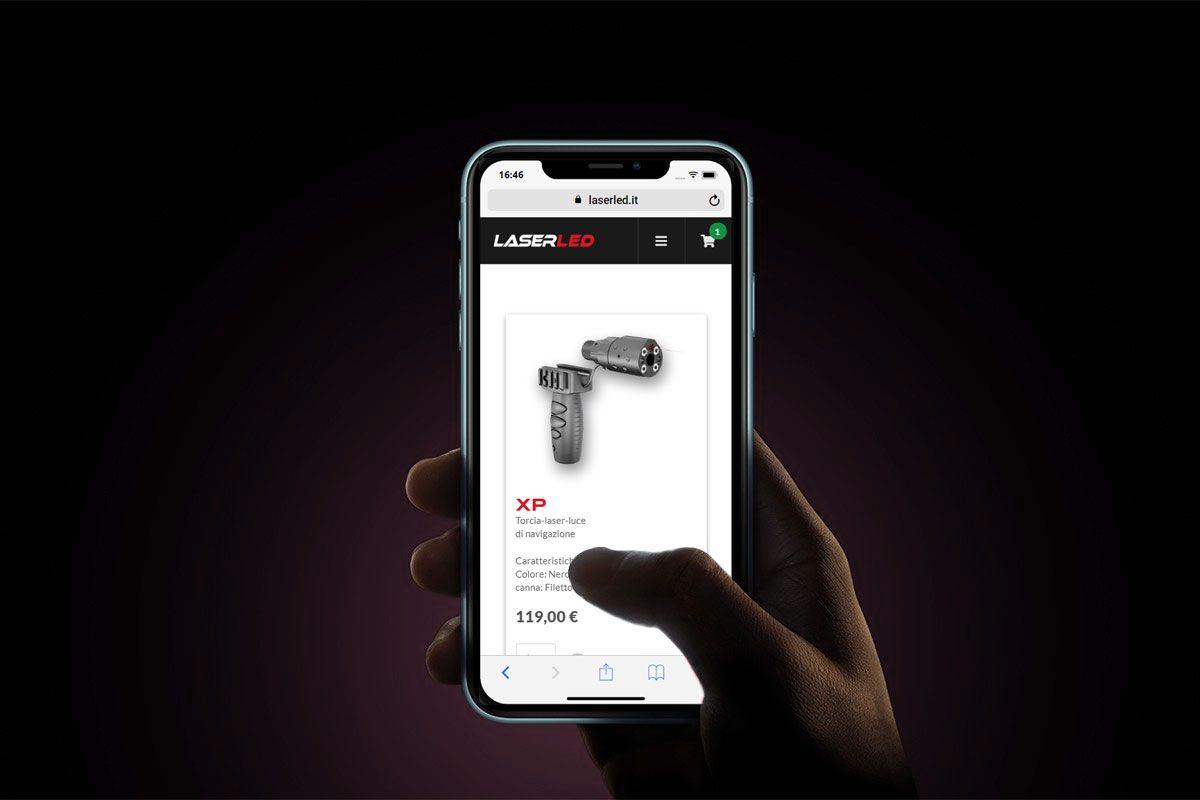 e-commerce personalizzato