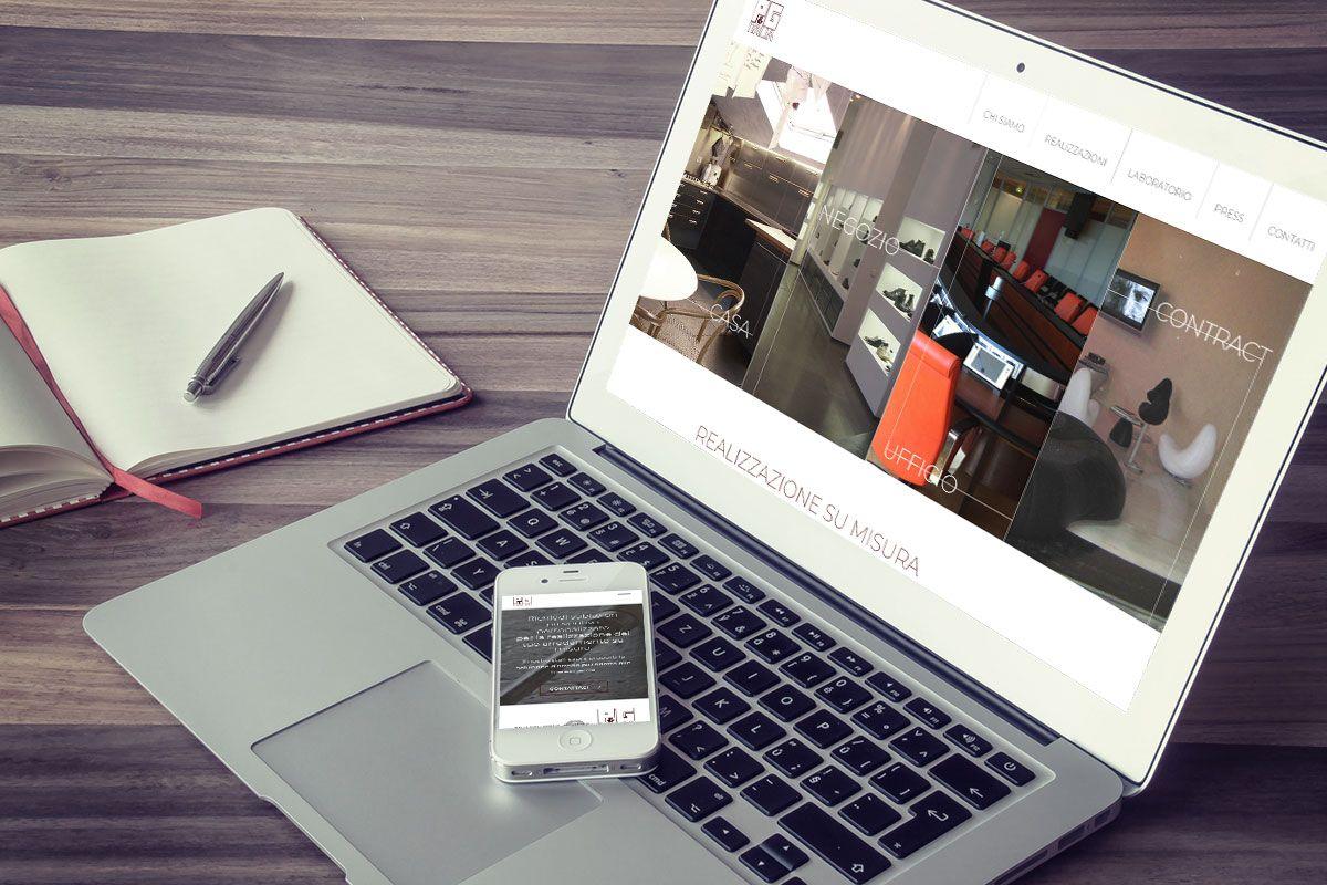 Sito web personalizzato