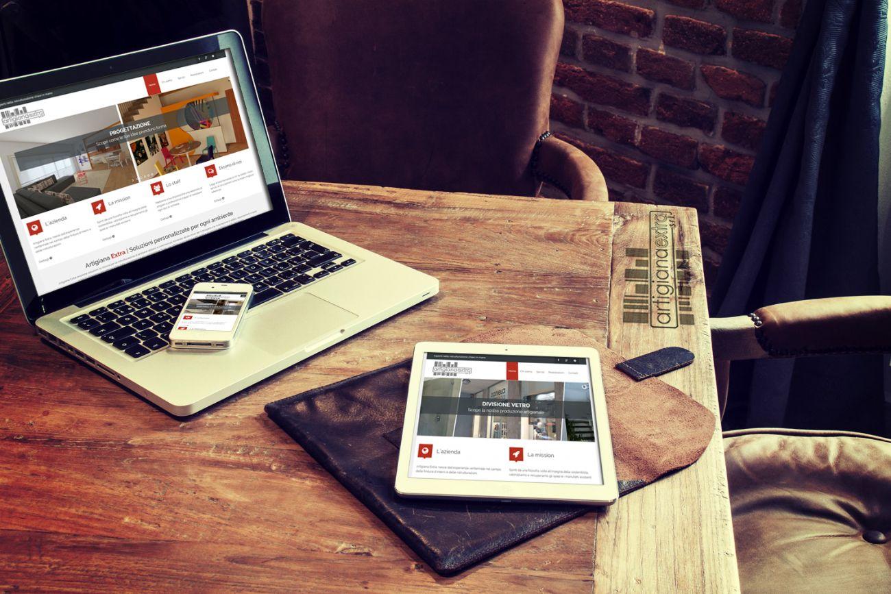 Sviluppo sito internet responsive