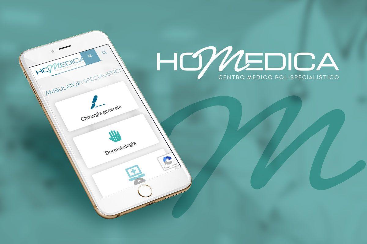 sito web centro medico