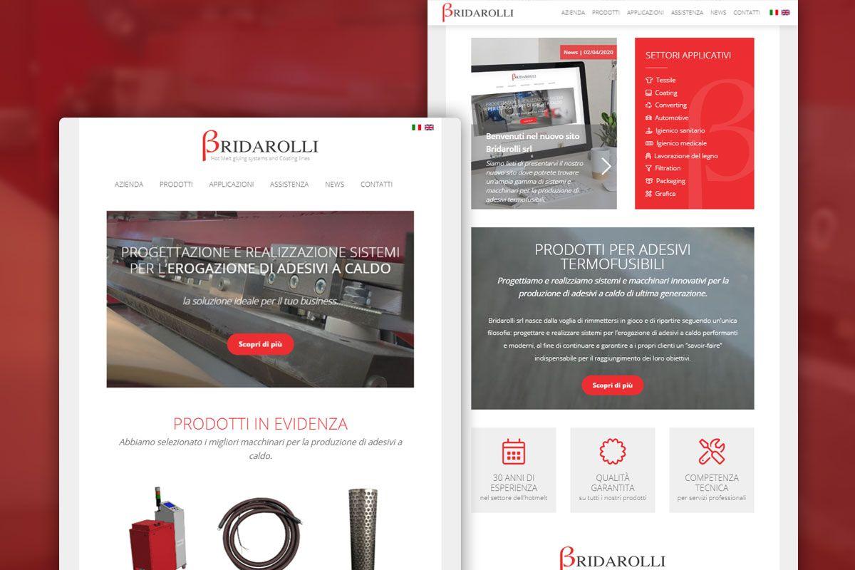 Creazione sito catalog
