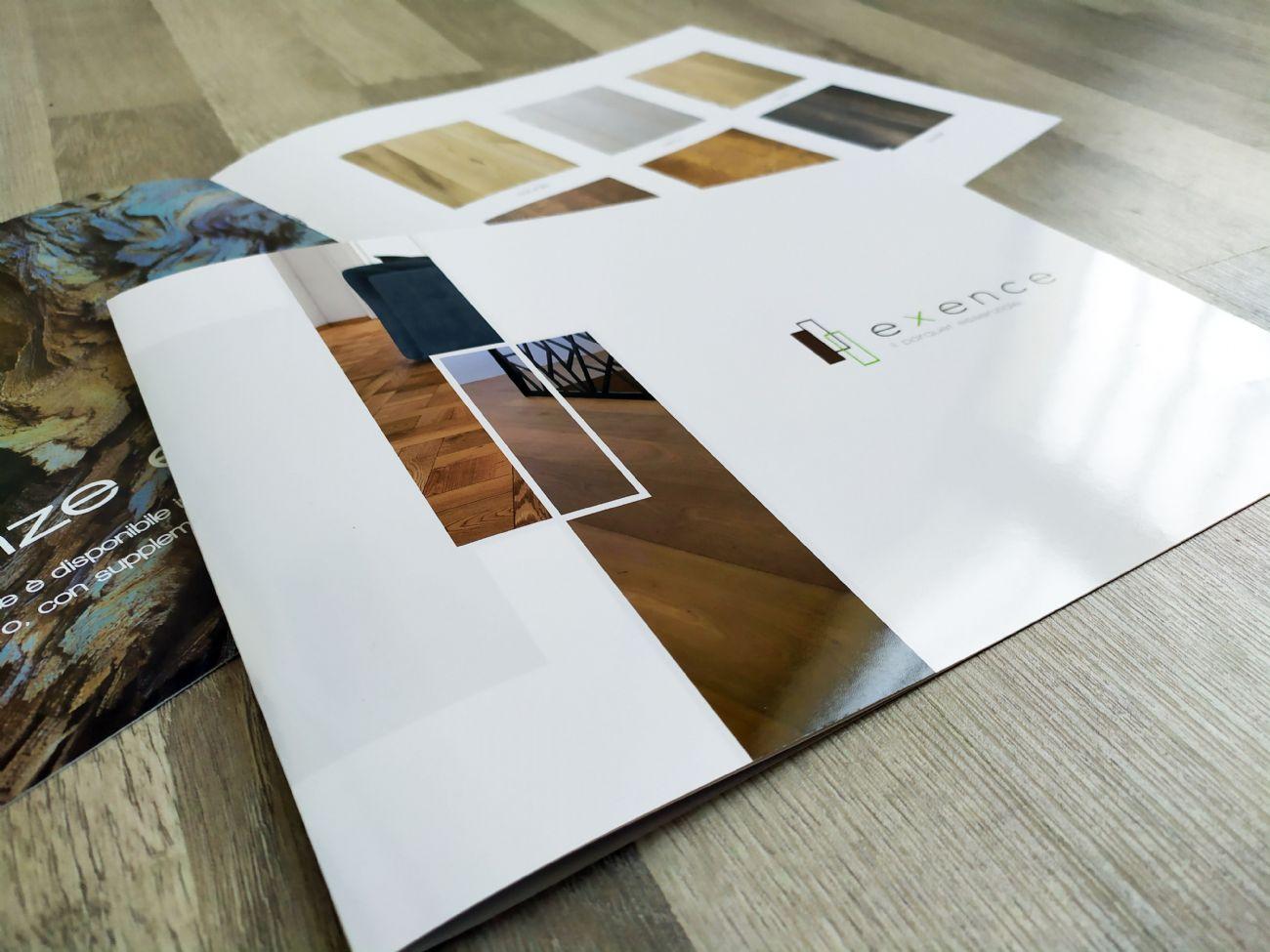 Brochure Exence il parquet essenziale