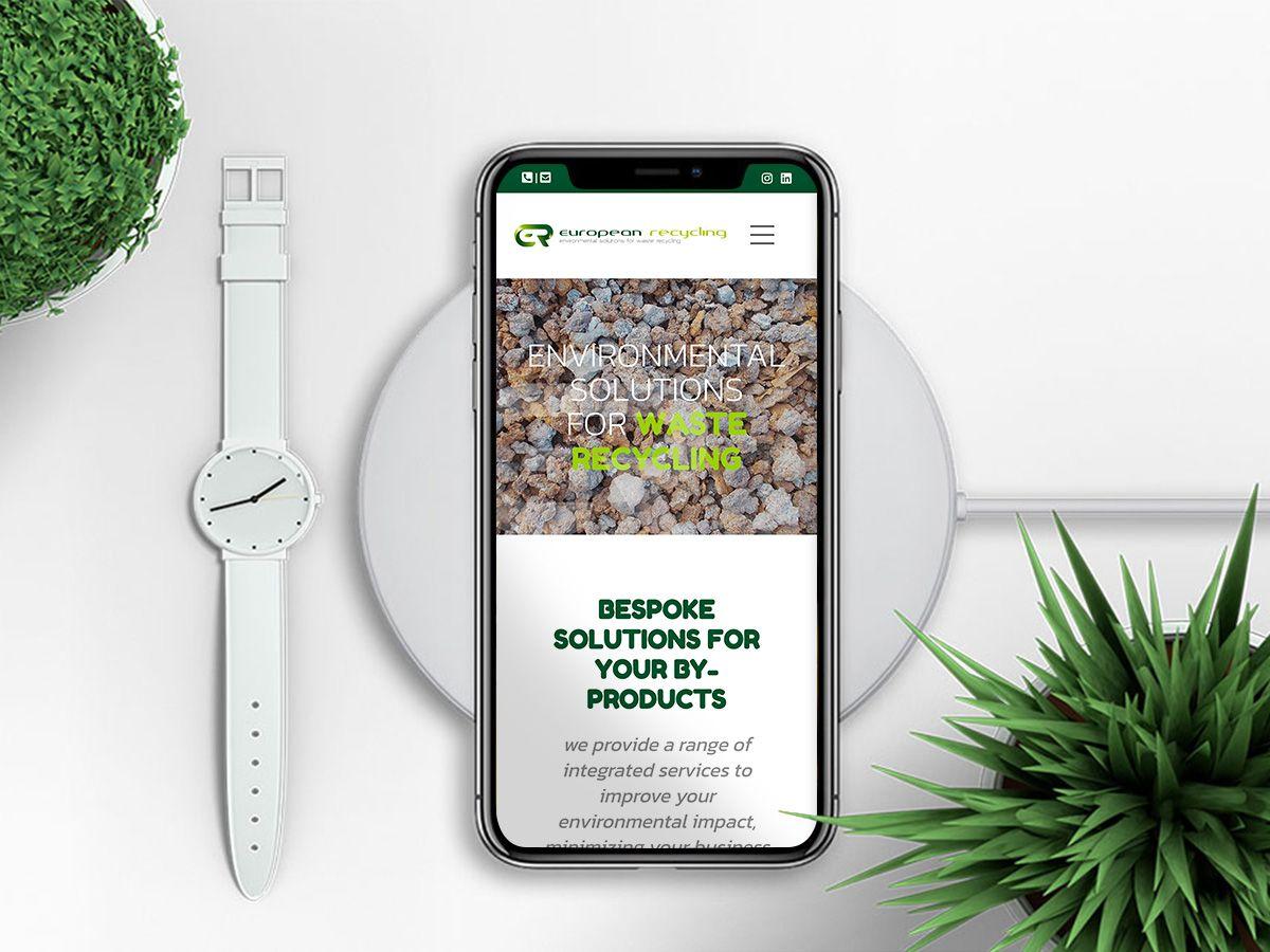 WebSite environmental solution