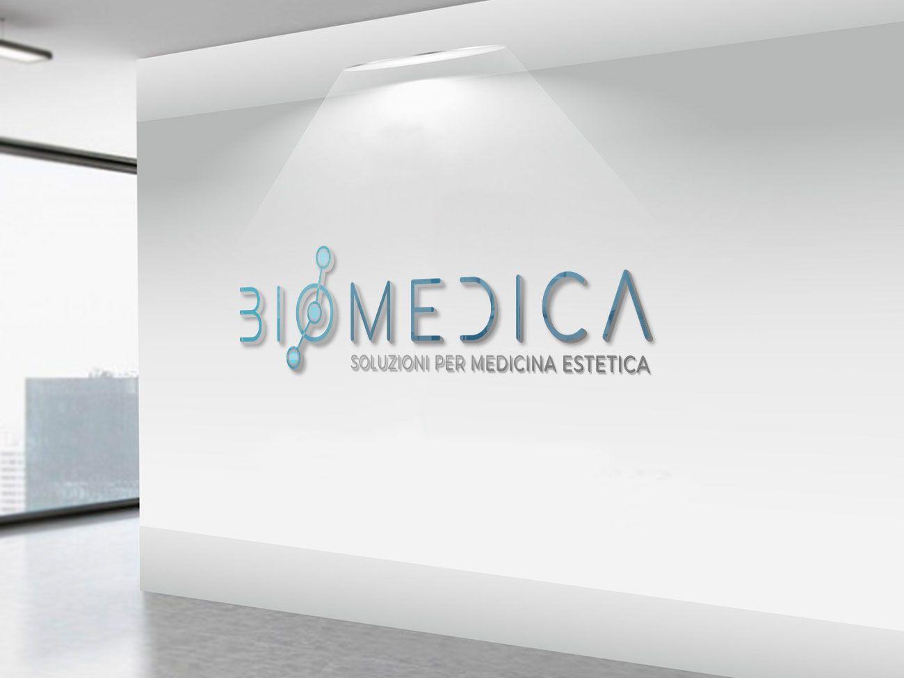 logo medicina estetica