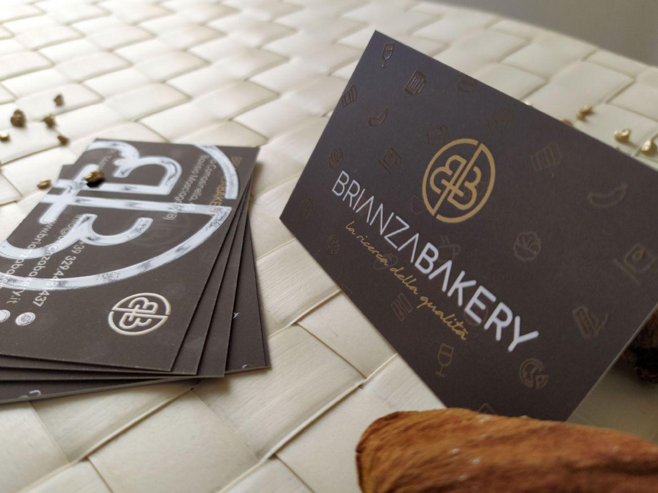 biglietti da visita bakery