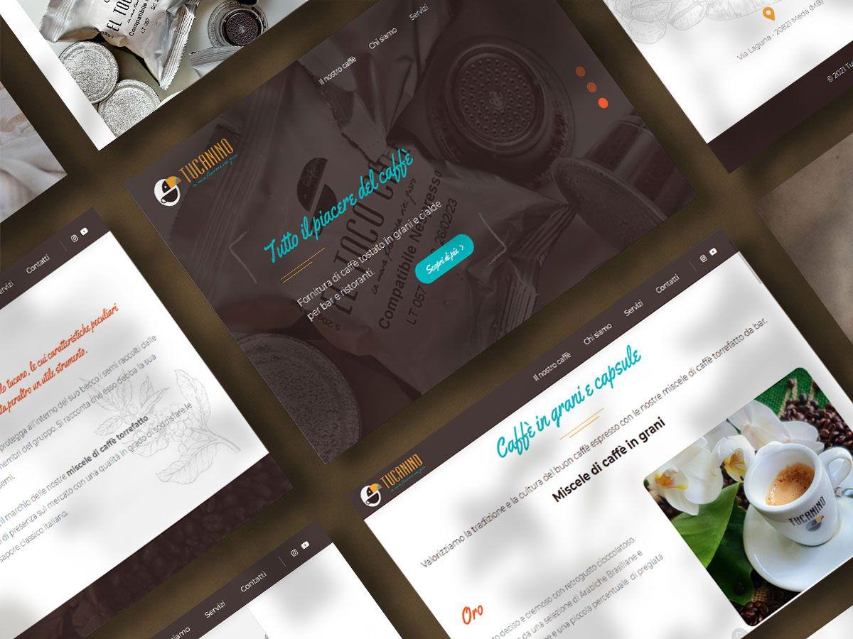 sito internet produttore caffè