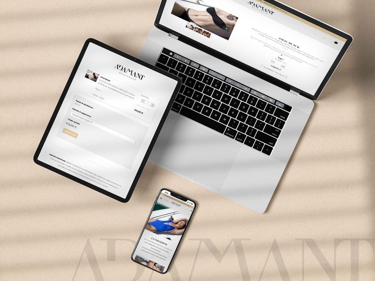 e-commerce moda mare