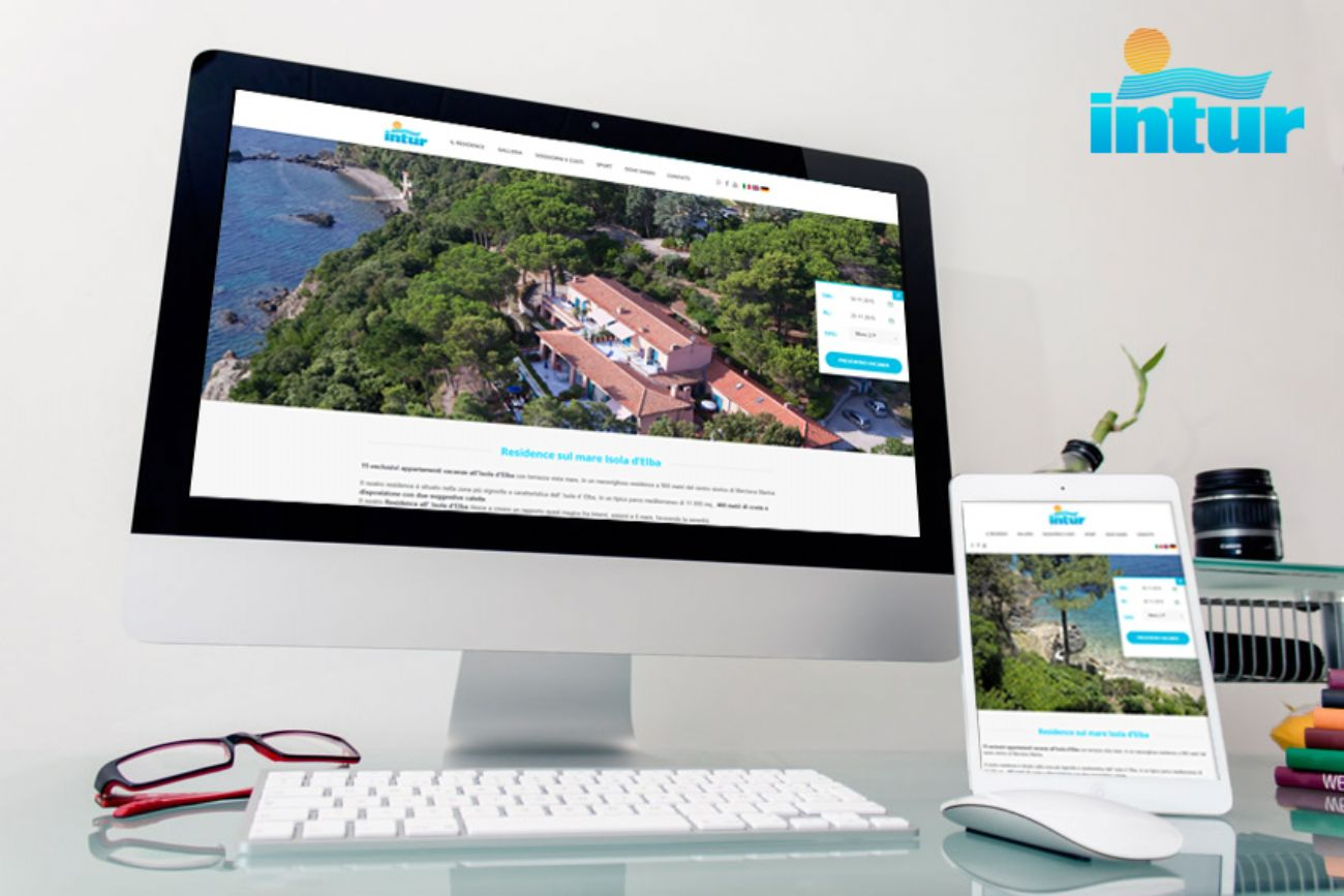 Realizzazione sito responsive prenotazione online
