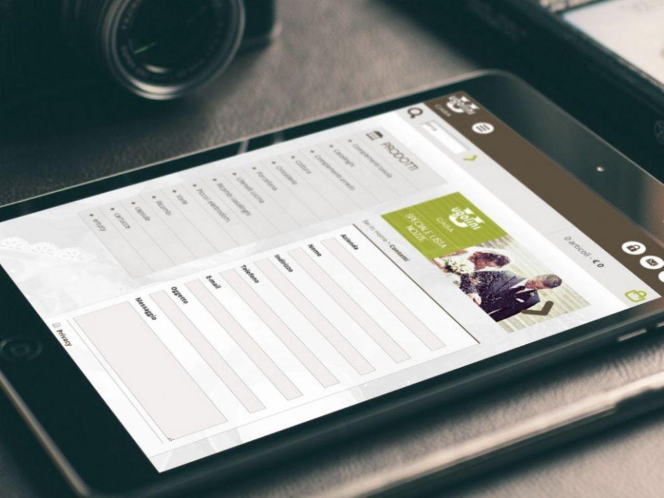 Sito e-commerce integrato EasyFatt