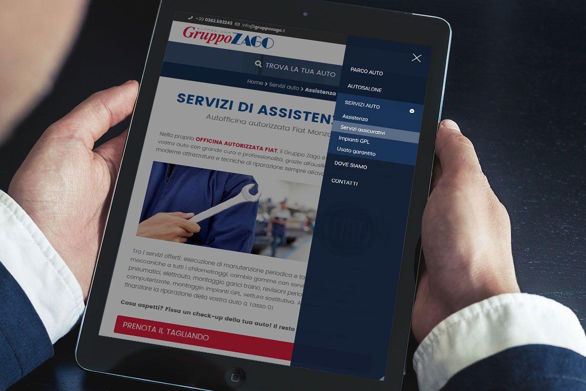 Realizzazione portale annunci con gestionale