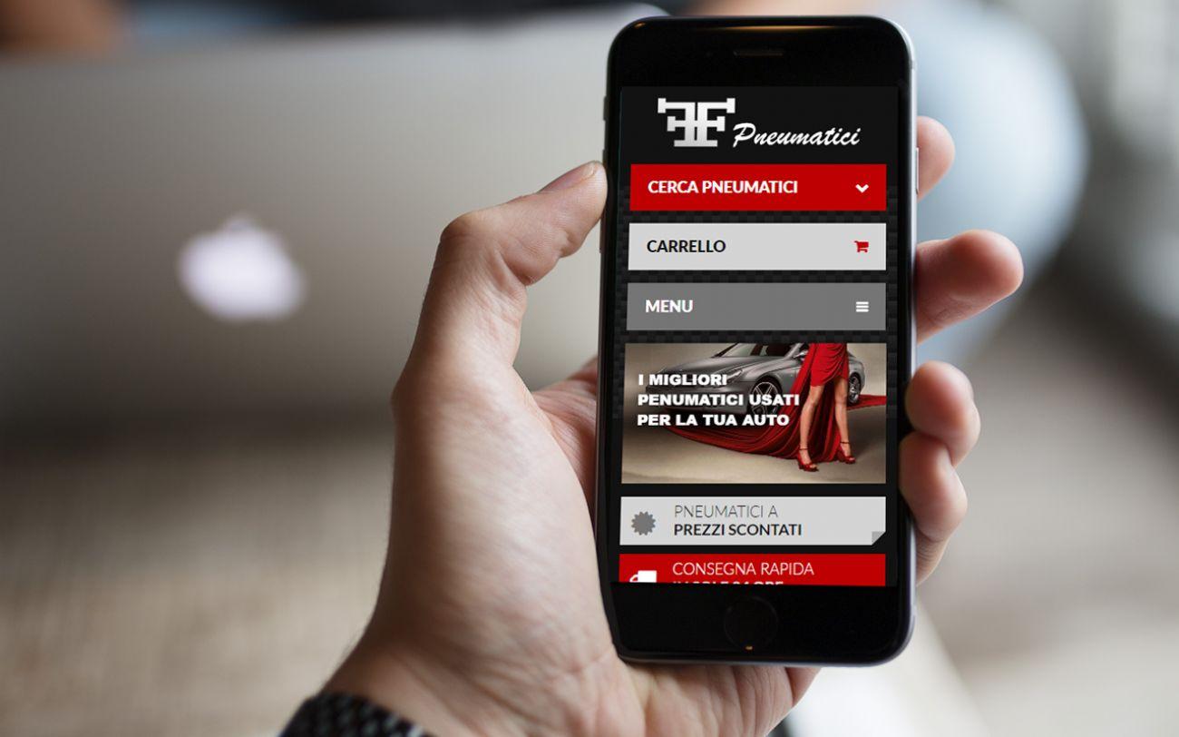 Sito e-commerce vendita online